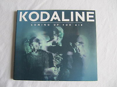 Kodaline Signed Autographed Cd Digipack Coming Up For Air In-Person Authentic