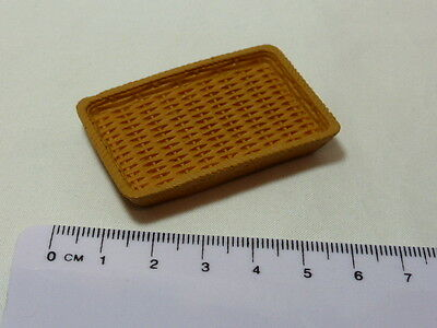 1:12 Scale  Ceramic  Tray style b Dolls House Miniature Kitchen Accessory