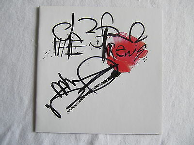 The Trews No Time For Later Cd Cover In-Person Authentic
