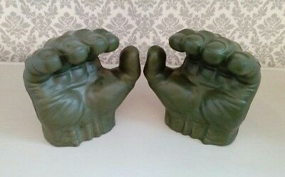 Large Hulk Fists - Foam Decoration & Costume