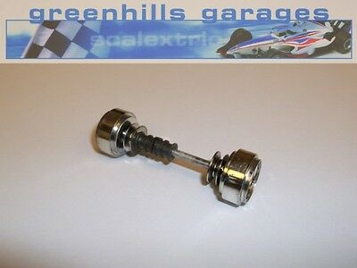 Greenhills Scalextric Ford RS200 C429/C432 Front Axle & Wheels Used – P2854