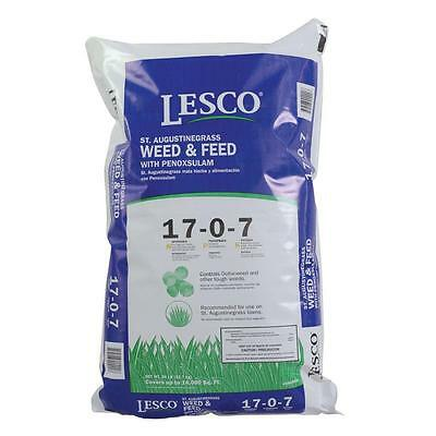 Lesco 50 lb. St. Augustine Grass Weed and Feed with Penoxsulam