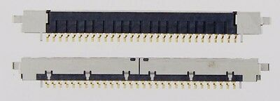 """Apple iMac 21.5"""" 27"""" LCD LED LVDS A1311 A1312 2009 2010 CABLE CONNECTOR 30 pin"""