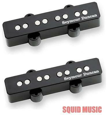 Seymour Duncan Apollo 4 String Jazz Bass Passive J Pickup Set ( FREE WORLDWIDE )