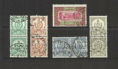 Modern  Libya ~ 1952+  Small Collection (Most Postally Used)