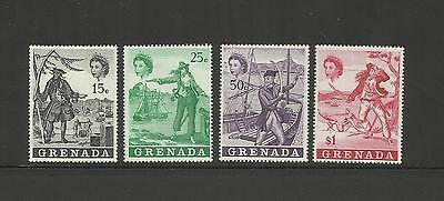 Grenada ~ 1970 Pirates  (Mint Mnh)