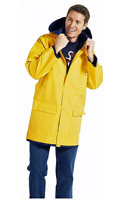 MADSea Men's Friesennerz Slicker in yellow/blue