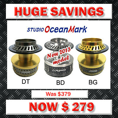 Studio Ocean Mark (SOM) Spool NL 13SW Upgrade 18000HP Brand New
