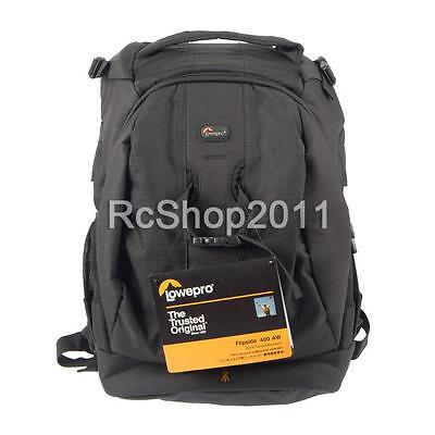Lowepro Flipside 400 AW DSLR Camera Photo Bag Backpack & Weather Cover