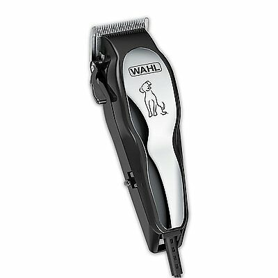 Wahl Pet-Pro Dog Grooming Clipper Kit, with superior fur feeding blades, type at