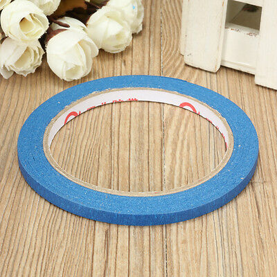 Blue Detailing Clean Peel UV Resistant Painting Masking Tape Car House 6mm*30m