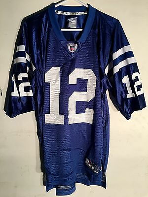 NFL Indianapolis Colts Andrew Luck American Football Shirt Trikot
