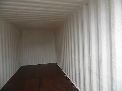 40 Foot New One Trips Insulated Fully Green Ral 6007- Dorset Depot Now