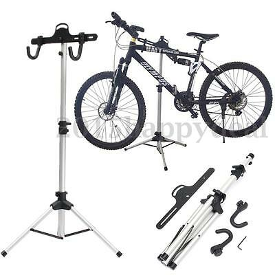 132cm Adjustable Bike Bicycle Workstand Cycle Maintenance Mechanic Repair Stand