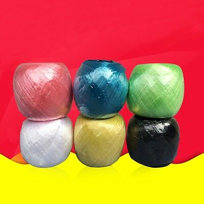 Plastic PP Packing Rope Handcraft DIY Crafts Materials Packaging Strong Cord Tie