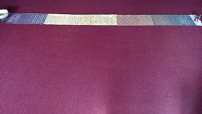 Chinese - Qing Dynasty Imperial Edict Scroll / 5 color / Rare !!!!