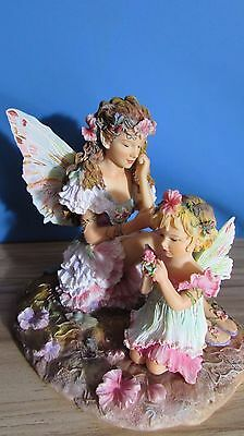Christine Haworth Faerie Poppets 'the Sweetest Moment' Leonardo Collection