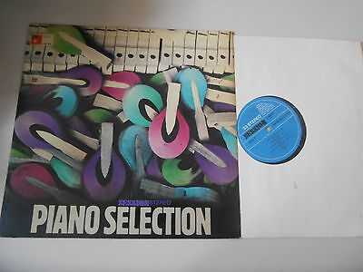 LP VA Piano Selections (10 Song) BASF / SESSION  Dauner Solal Reith Boland