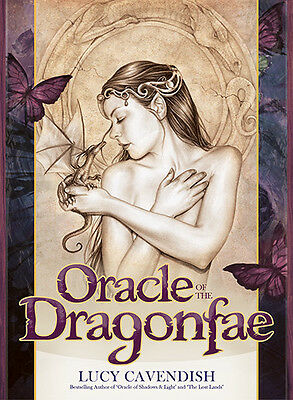 Oracle of the Dragonfae - Oracle Cards - Wiccan - Pagan - Oracle
