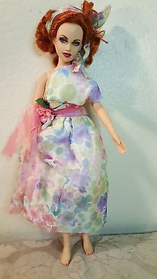 "Brenda Starr 15"" doll by Effanbee 1998, party dress"