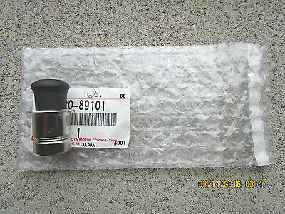 01 - 07 Toyota Highlander Cigarette Lighter Knob Oem Brand New