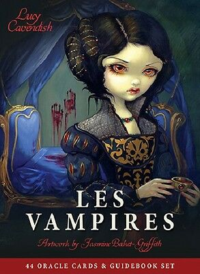 Les Vampires Oracle - Oracle Cards - Gothic - Wicca - Pagan
