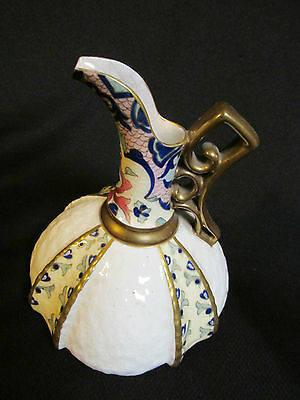 Carl Knoll Royal Vienna Pitcher Hand Painted