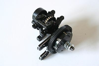 Schumacher Cougar KF2 Complete Centre Transmission Assembly / Slipper