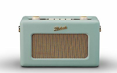 Roberts RD60 in Duck Egg Blue DAB/DAB+/FM RDS radio