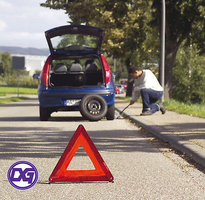 Warning Car Folding Triangle Reflective Road Emergency Breakdown