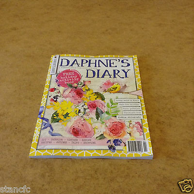 DAPHNE'S DIARY No.4 2017 HOLIDAY ACTIVITY BOOK VINTAGE STYLE CRAFT IDEAS RECIPES