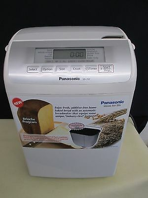Bread Maker / Brioche Machine Panasonic Model SD-257