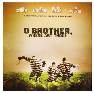 Ost - O Brother,where Art Thou? 2 Vinyl Lp