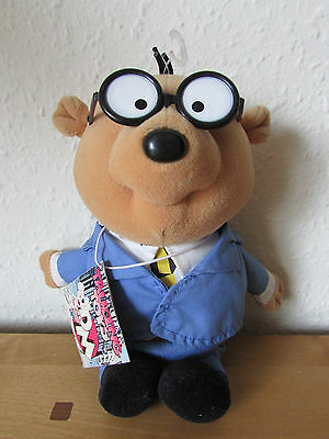 Fab Rare Retro *penfold* Plush Soft Toy With Tag - Dangermouse