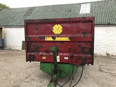 Marshall 8.5 Ton Tipping Trailer