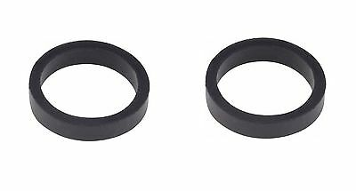 Traction Tyre for N Gauge Grooved Wheels (Lima etc) x 2 (948005)