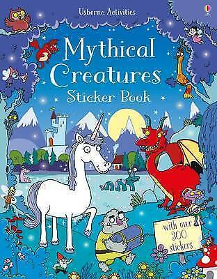 Mythical Creatures Sticker Book / Kirsteen Robson9781474924030