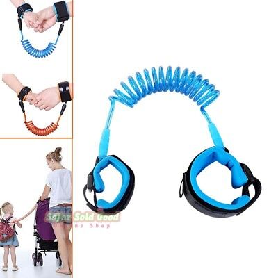 Baby Kid Child Toddler Anti-Lost Strap Band Safety Link Harness Wrist Reins