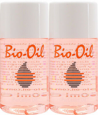 Bio Oil for Scars Stretch Marks Uneven Skin Tone 60 ml/ 2 fl. oz. *NO BOX*