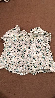 Zara Baby Girl Shirt 6-9 Months Zara Mini