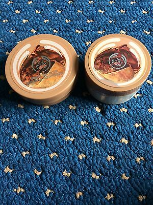 The Body Shop Cocoa Butter Scrub & Body Butter 50 ml
