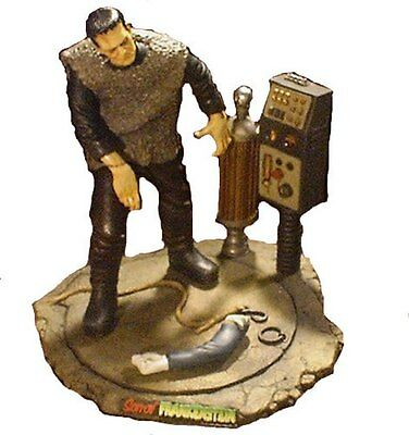 Son Of Frankenstein With Laboratory 1/8 Scale Model Kit (Version #2) 05FGD08