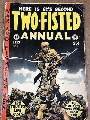Two-Fisted Tales (1953) Annual #2