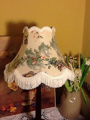 Elegant Vintage Style Sanderson Fabric Light/Lamp Shade #3316