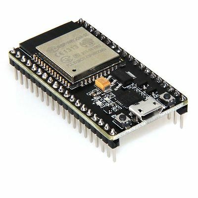 Placa Desarrollo Esp-32 Esp32S 2.4Ghz Doble Modo Antena Wifi + Bluetooth Ultra