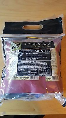 Swedish Army Menu #8 - 24hr 4 Course Combat Ration - Hard to get ration!