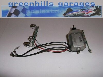 Greenhills Scalextric BMW Mini Full Lighting Loom & Engine Used – P2503