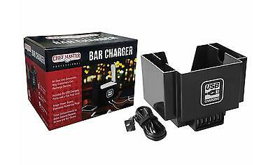 ChefMaster 90029 Bar Caddy USB Charging Station