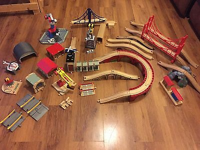 Great Range of Accessories for Brio / Wooden Train Track with Combined Postage