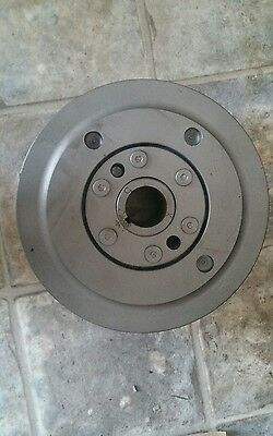 Chevy 235,261 1/2 inch 6.5  inch diameter  pulley harmonic balancer